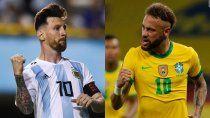 las apuestas ya tienen un campeon: ¿argentina o brasil?