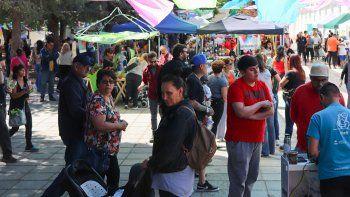 Por fuertes vientos, se reprogramó la Feria Germinar
