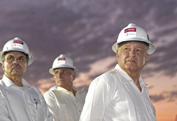 Imagen de archivo de la vista general de la refinería Cadereyta de la petrolera estatal mexicana Pemex