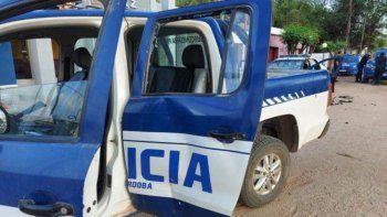 cordoba: detienen a cinco policias por el crimen de un joven