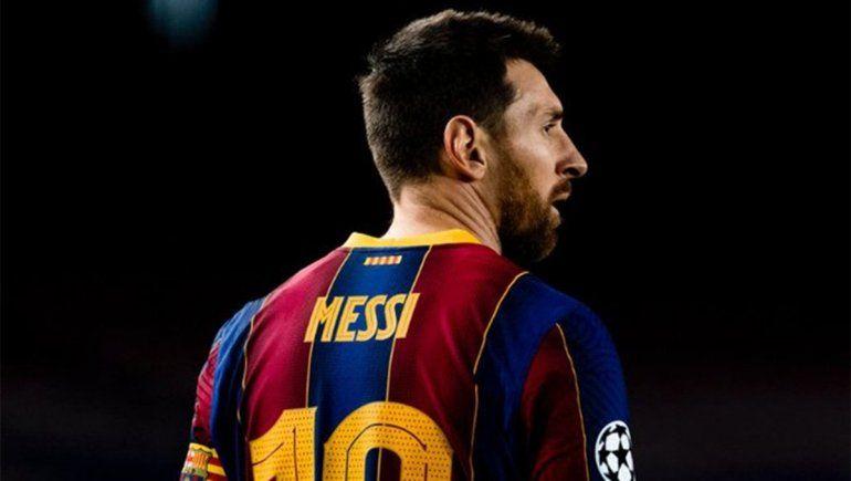 Fin de una era gloriosa: Barcelona confirmó que Messi dejará el club