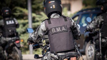 Hallaron en Cinco Saltos una moto que había sido robada en Neuquén