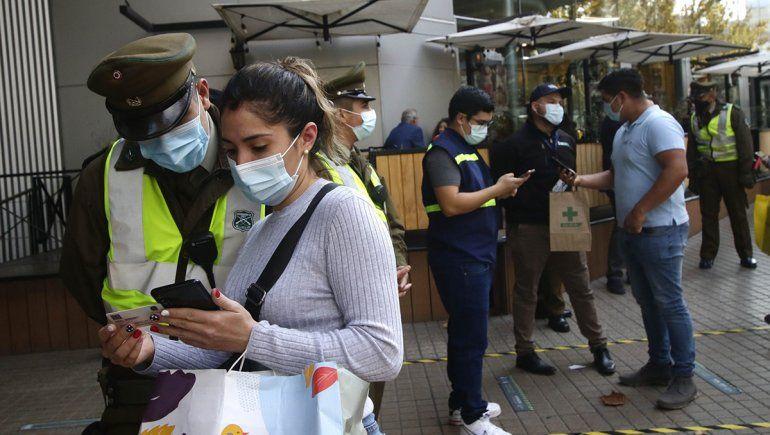 Chile tuvo su primer día sin muertes por coronavirus