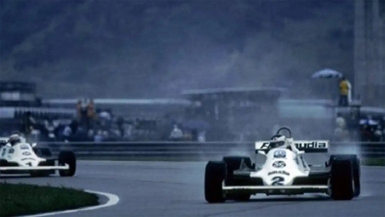 Cuatro carreras inolvidables del Lole Reutemann en la Fórmula 1