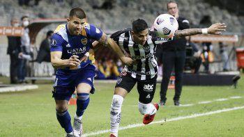Por penales y con otro VAR polémico, Boca quedó fuera de la Libertadores