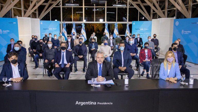 Alberto Fernández: No todo está permitido a la hora de reclamar