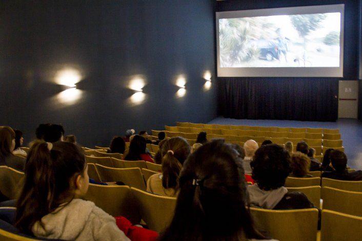 ¡Vuelve el cine en Cipo! Abre la sala del Complejo Cultural