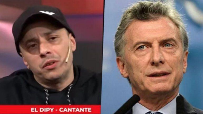 Mauricio Macri retuitió un mensaje de El Dipy para criticar al Gobierno