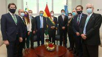 bolivia acuso a macri de apoyar el golpe: alberto envio una carta