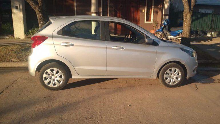Insólito: el auto de un jugador de básquet del Rojo quedó varado en Neuquén