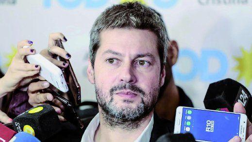 Matías Lammens contó los detalles del aval de Nación.