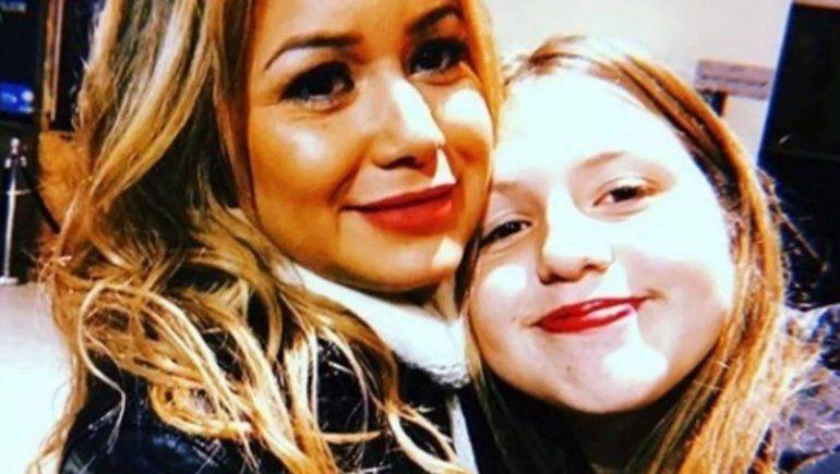 Karina y la salud de su hija
