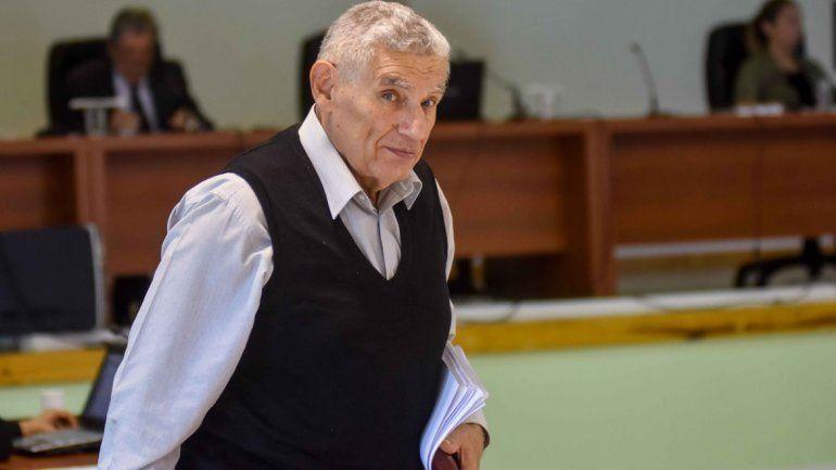 Jorge Alberto Soza, uno de los doce acusados por abuso sexual en perjuicio de tres víctimas.