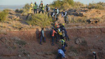 Plottier: rescataron a un nene que cayó por la barda y se salvó de milagro