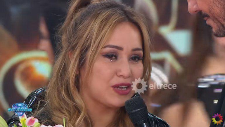 Karina La Princesita quedó eliminada del Bailando y denunció trampa