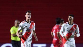 Minuto a minuto: River y Argentinos definen el pase a cuartos de final