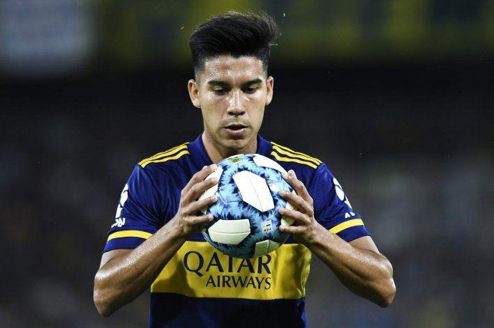 Boca anunció que Pol Fernández no quiere seguir en el club