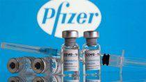 llegaron mas de 2 mil dosis de pfizer para vacunar a menores