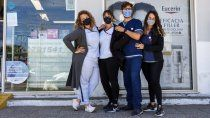 octubre rosa: el video de tiktok de una farmacia cipolena