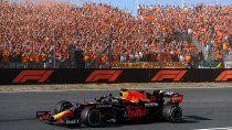 Max Verstappen ganó el GP de Holanda de Fórmula 1