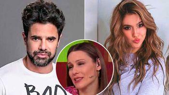 Luciano Castro confirmó romance: Estoy re bien