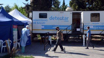 Más de 51 mil neuquinos pasaron por el Detectar en un año