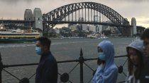 australia aisla casi toda sydney por un foco de la temida variante delta