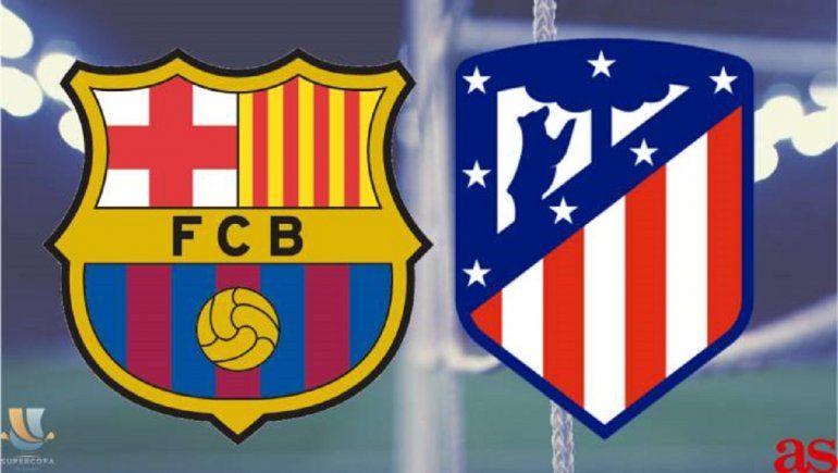 Barcelona y Atlético de Madrid: datos antes del partido