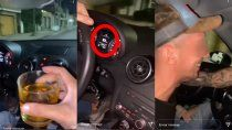video: los ocupantes del audi iban consumiendo alcohol