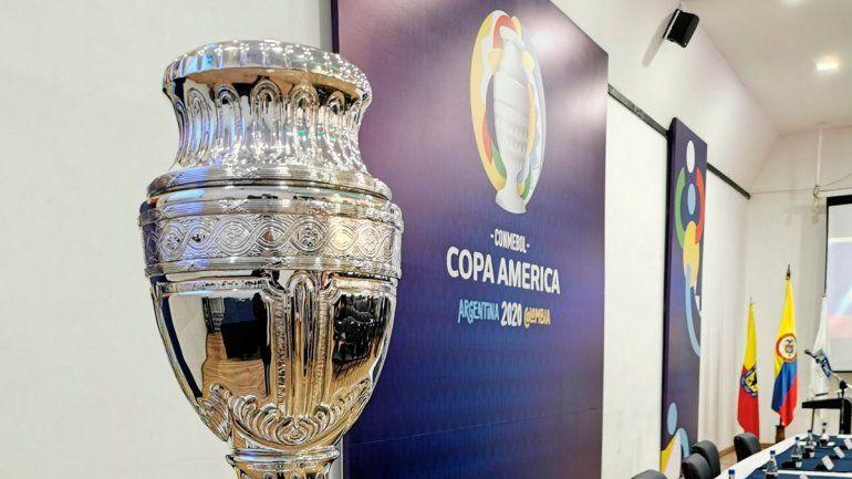 Toti Pasman reveló el dinero que entraría al país por la Copa América