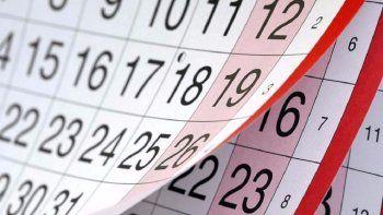 ¿que feriado corresponde a este lunes?