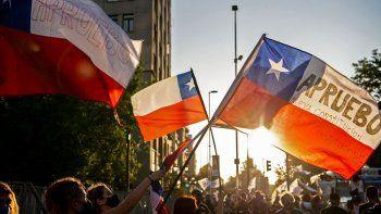 Chile eligió modificar la constitución de la dictadura
