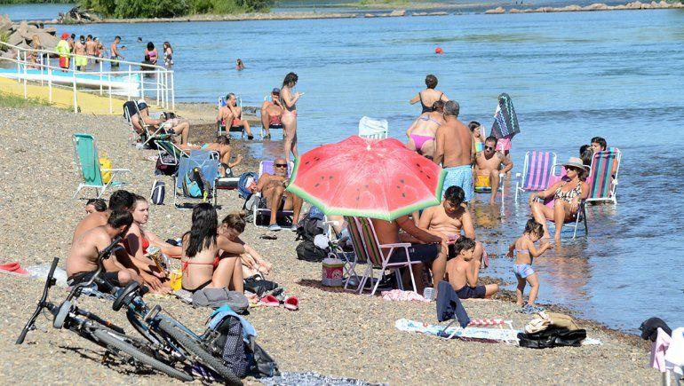 Neuquén ya es una de las tres ciudades más calurosas del país