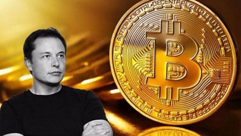 Elon Musk quiere energía limpia pero Tesla apuesta al bitcoin