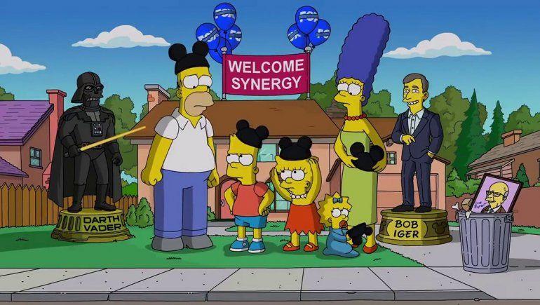 Nueva temporada de Los Simpson llegará a Disney Plus
