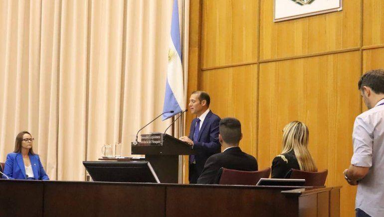 Los números que dejó el discurso de Gutiérrez