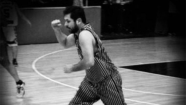 Congoja y dolor en Cipo por la muerte de un jugador de la Primera de básquet