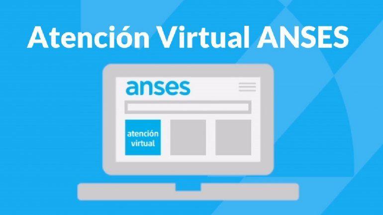 La atención virtual de la Anses ha atendido más de 3 millones de trámites