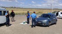 tras una persecucion de 70 kilometros, detuvieron a dos cazadores furtivos