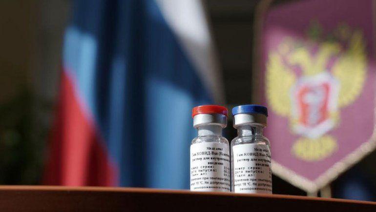 Rusia registró una segunda vacuna contra el coronavirus