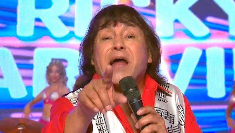 Ricky Maravilla criticó a De Brito: Se tiran a la gente en contra