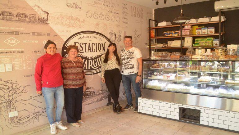 Margus, la panadería a la que nadie entraba y que hoy es un ícono de Cipolletti