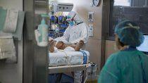 neuquen con record de camas ocupadas en terapia y 39 pacientes que esperan un lugar