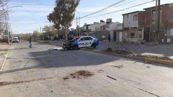 Choque de un patrullero en San Lorenzo: qué dijo la Policía
