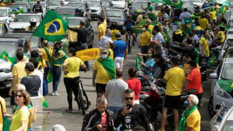 Coronavirus: Brasil superó los 4,5 millones de casos