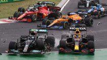 Valtteri Bottas hizo referencia al incidente que lo tuvo como protagonista en el Gran Premio de Hungría de F1 y que generó el abandono de varios protagonistas.