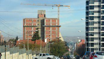 La construcción se acerca a niveles de pre pandemia en Neuquén