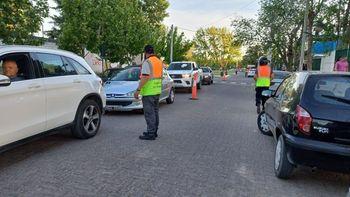 Detectaron a 14 conductores borrachos en la costa del Limay