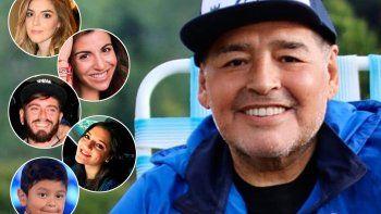 bomba: revelan que maradona tiene dos hijos en espana
