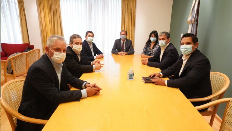El gobernador Gutiérrez preside la Ofephi donde  también se refirieron al proyecto de la Ley e Inversiones Hidrocarburíferas.